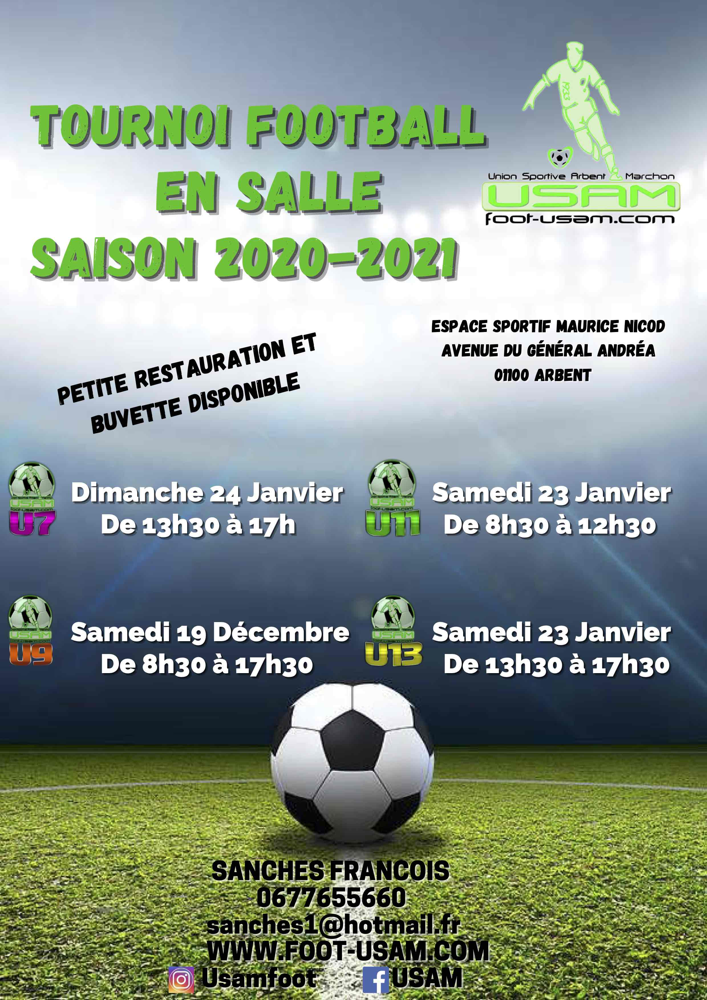 Tournoi indoor